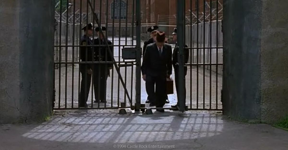 Τελευταία έξοδος: Ρίτα Χέιγουορθ, ο Brooks βγαίνει απ τη φυλακή